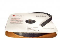 VELCRO® Brand Hook 511 - 172 Adhesive Side by Side, 1/2